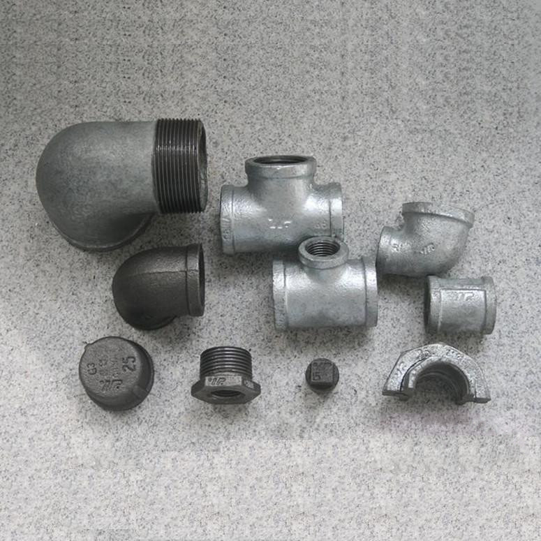 Malleable Iron Threaded Pipe Fittings</